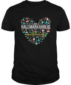 Guys I Am A Hallmark Aholic Shirt