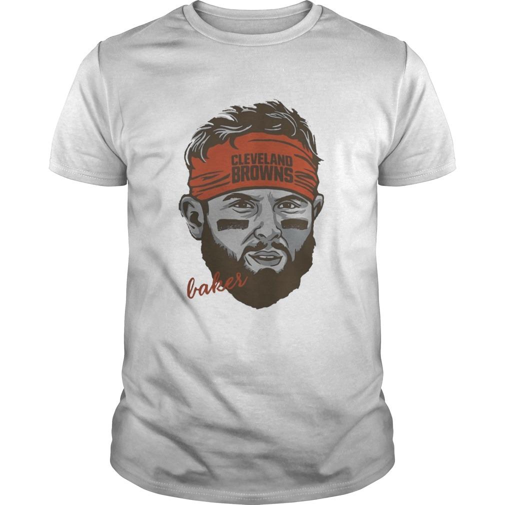 the best attitude 8c01c 32cfb Cleveland Browns Baker Mayfield shirt