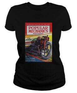 Popular Mechanics June 1935 Cover shirt