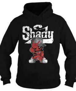 Baby deadpool shady hoodie