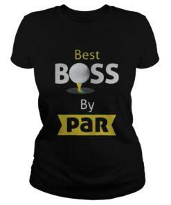 Best Boss By Par Ladies Tee