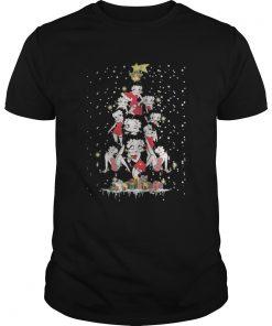 Betty Boop Christmas tree Guys