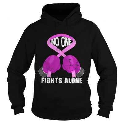 Breast Cancer Fighter Hoodie