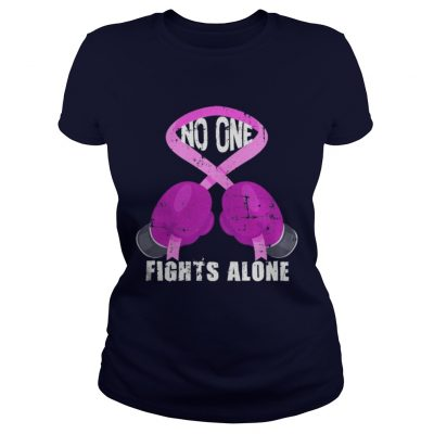 Breast Cancer Fighter Ladies Tee