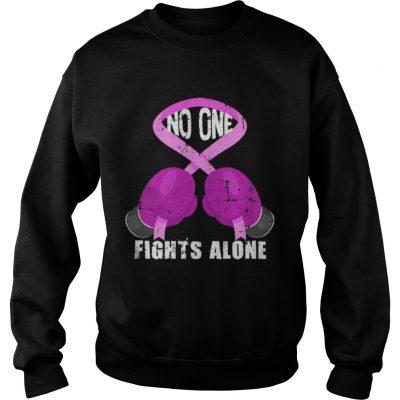 Breast Cancer Fighter Sweatshirt