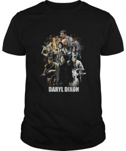 Daryl Dixon The Walking Dead collage Guys