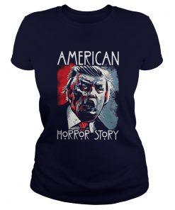 Donald Trump American Horror Story Ladies Tee
