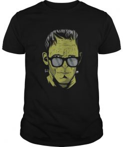 Frankenstein's monster Hipster Halloween costume Guys