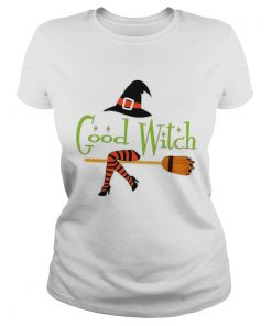 Good Witch Halloween classic ladies