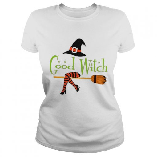 Good Witch Halloween classic ladies