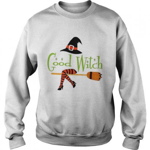 Good Witch Halloween sweatshirt