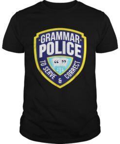Grammar Police Funny Halloween Costume Guys