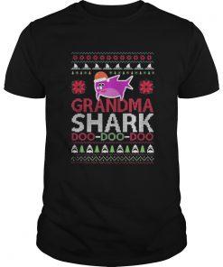 Grandma shark Doo Doo Doo Christmas Guys