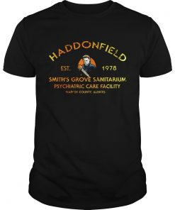 Haddonfield est 1978 smiths grove sanitarium psychiatric care facility Guys