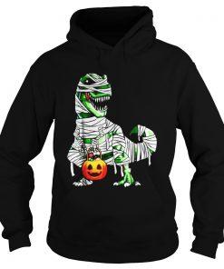 Halloween Pumpkin Dinosaur hoodie