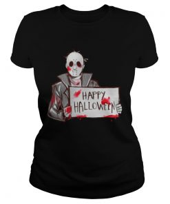 Happy Halloween – Horror Ladies Tee