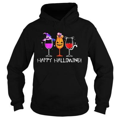 Happy Hallowine Hoodie