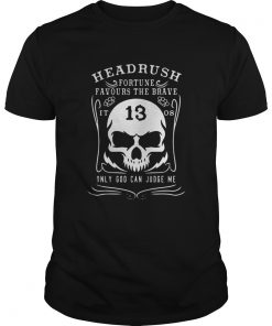 Headrush Fortune Favours The Brave It 13 08 Guys