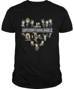 I Am A Supernaturalaholic Guys