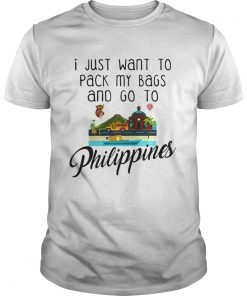 I Just Want To Pack My Bags And Go To Philippines Guys