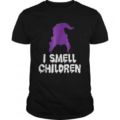 I Smell Children Funny Halloween classic guys