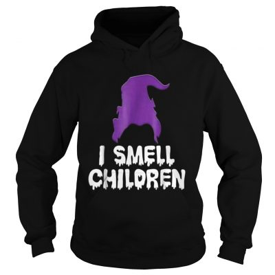 I Smell Children Funny Halloween hoodie