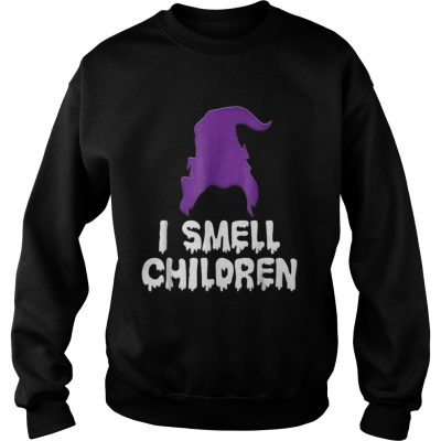 I Smell Children Funny Halloween sweatshirt