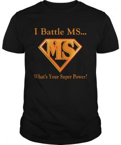 I battle MS what's your superpower Guys