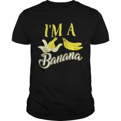 I m A Banana Halloween Costume Guys