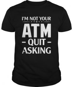 Im not your ATM quit asking classic guys