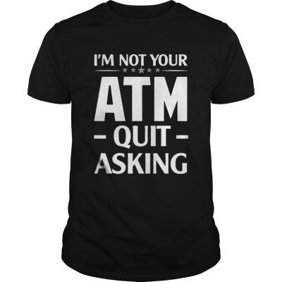 Im not your ATM quit asking classic guys