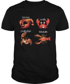Lobster Crab Crabster Lobstab Guys