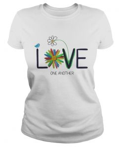 Love One Another Ladies Tee