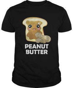 MATCHING SET Peanut Butter and Jelly Couples Friend Guys