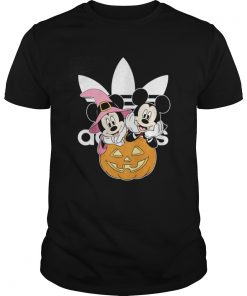 Mickey and Minnie mouse adidas halloween Guys
