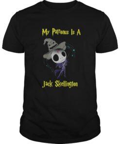 My patronus is a Jack Skellington classic guys