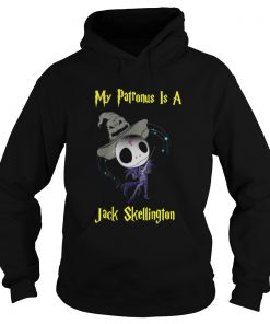 My patronus is a Jack Skellington hoodie