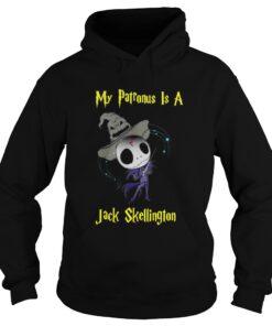 My patronus is a Jack Skellington hoodie