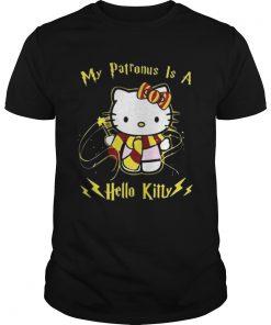 My patronus is a hello kitty Guys