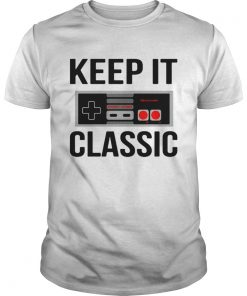Nintendo keep it classic Guys