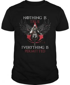 Nothing is true everything is permitted Ezio Auditore Guys
