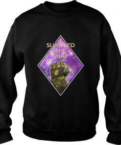 Official I Survived The Snap sweatShirt