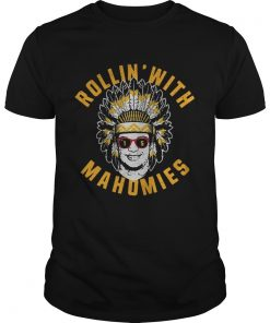 Patrick Mahomes II Rollin' with Mahomies Guys