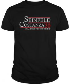 Seinfeld Costanza 20 a Campaign about nothing Guys