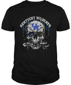Skull Kentucky Wildcats Harley Davidson Guys