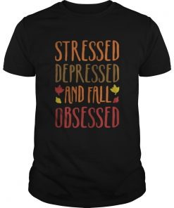 Stressed Depressed and Fall Obsessed Guys