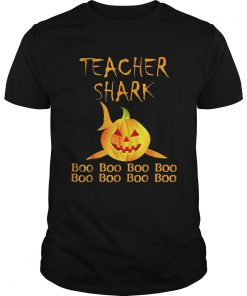 Teacher shark Doo doo boo boo Halloween Guys
