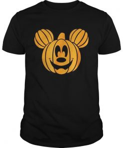 The Disney Mickey Mouse Halloween Pumpkin head Guys
