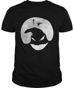 The Disney Nightmare Before Christmas Oogie Boogie Moon Guys