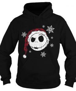 The Disney Nightmare Before Christmas Snowflake hoodie